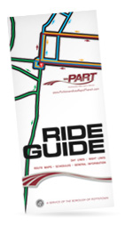 Ride Guide Bus Schedules